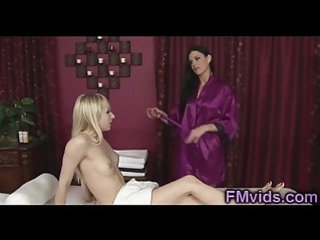 Sexy milf india summer with blonde
