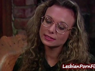 Teen girl in first time lesbian with Milf